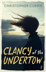 'Clancy of the Undertow' will be released by Text Publishing on December 9, 2015.